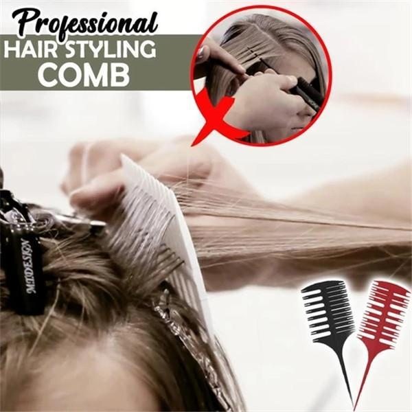 Professional Hair Styling Comb