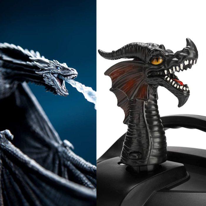 Fire-breathing Dragon Steam Release Accessory