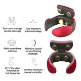 Best Remote Control Neck and Shoulder Massager   Instant Pain Relief Tool