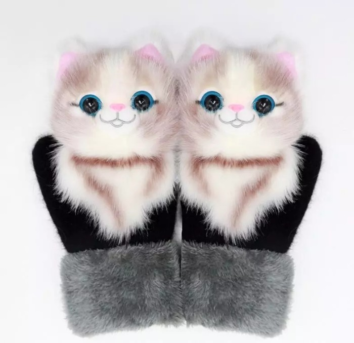 Christmas Gift💥Hand-Knitted Pet Gloves