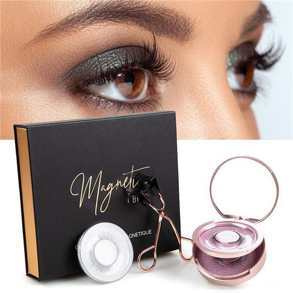 Fablash Reusable Magnetic Eyelash Kit