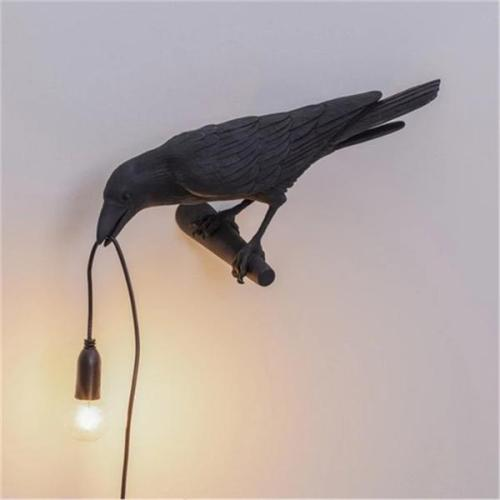 Seletti Bird Lamp Light