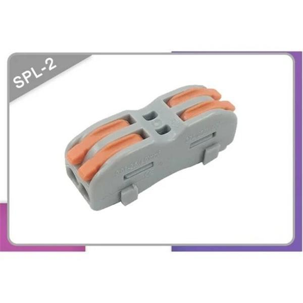 Push-In Terminal Block Wire Connector