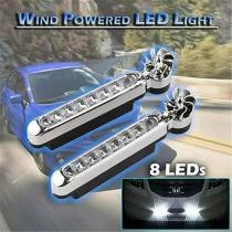 Wind Power LED Car Light (2PCS)