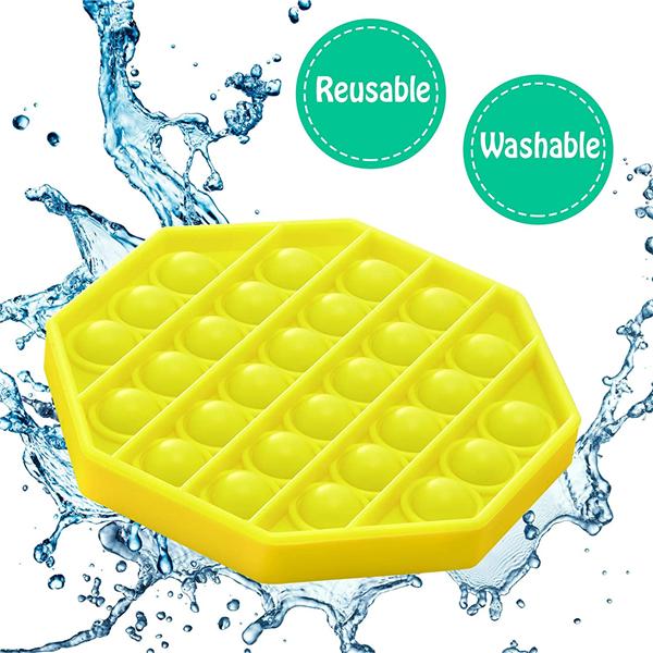 Push Bubble Fidget Sensory Toy