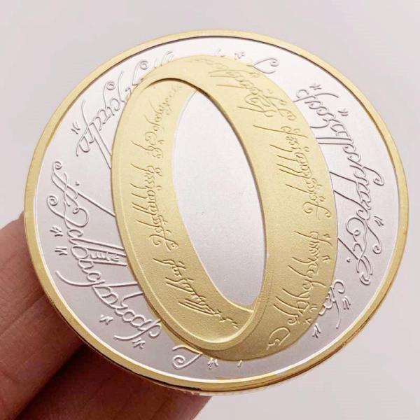 Magic Ring King Commemorative Coin