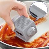 Multifunctional Automatic Box-Shaped Cleaning Pot Brush