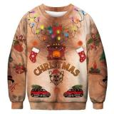 UNISEX UGLY FUNNY SWEATER PARTY CELEBRATIONS