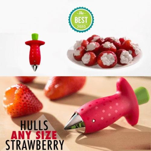 🎅Christmas Flash Sale🍓Magic Strawberry Huller