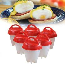 Creative Egglettes Egg Cooker Set ( 6PCS/SET)