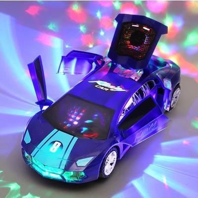 Children-3D Light Supercar
