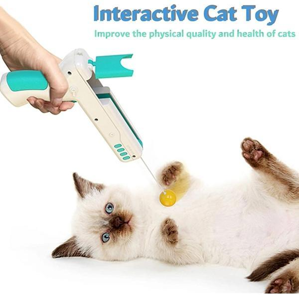 Interactive Cat Toys Indoor