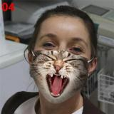 Funny Animal Printed Cotton Mask ( NEW ARRIVALS)
