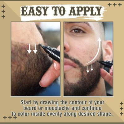 Beard Filling Pen Kit