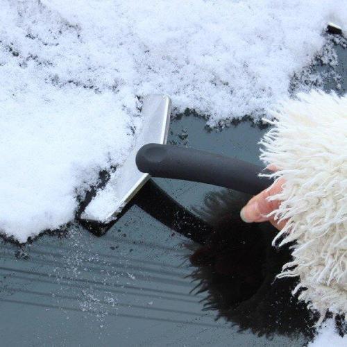 Car Window Windshield Snow Ice Scraper Shovel