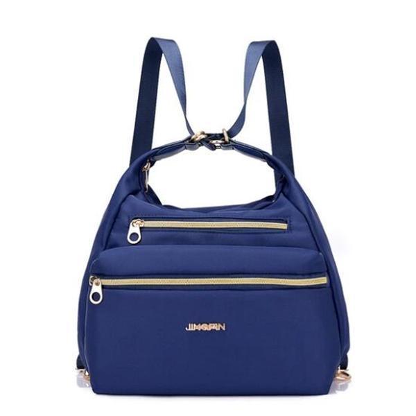 Multifunctional Zipper Backpack, Handbag and Shoulder Bag