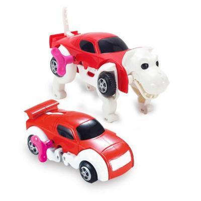 Deformation Toy Car