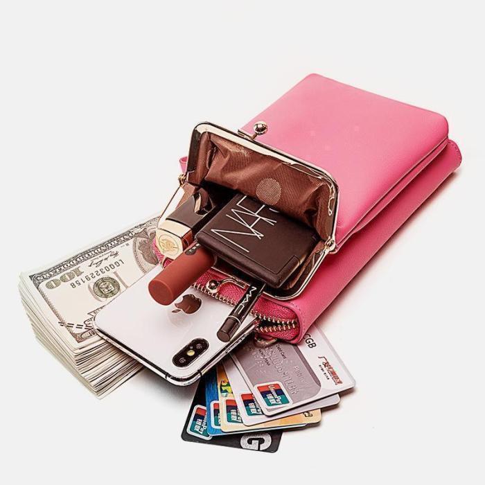 MINI PHONE BAG CROSSBODY BAG