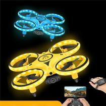 Mini Rc Helicopter Watch Remote Control Aircraft Micro Drone UFO