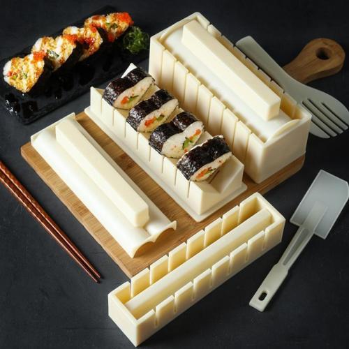 DIY Sushi Maker At Home(10 pcs)