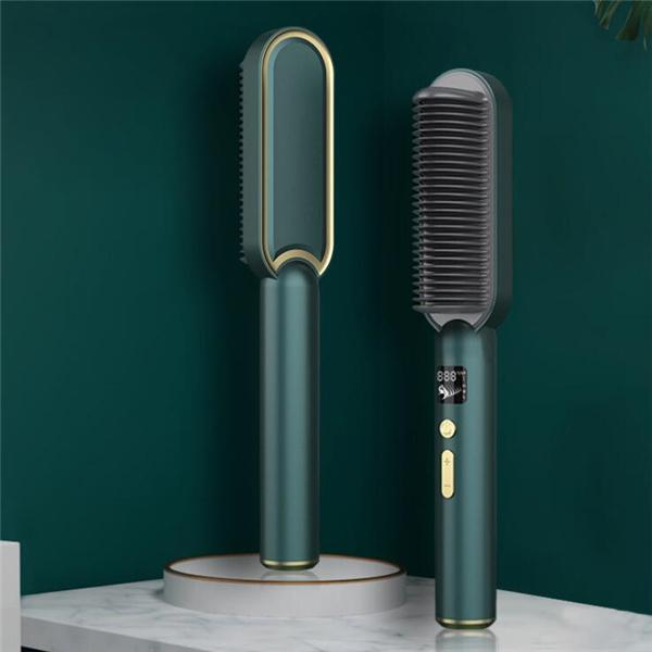 Professional Electric Hair Straightener & Curler