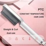Professional Electric Hair Straightener & Curler