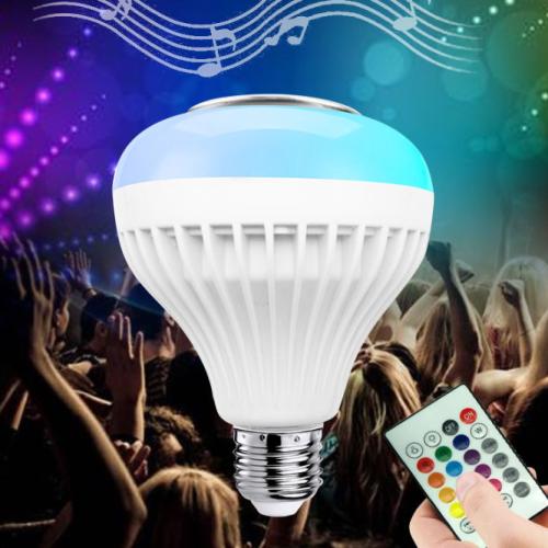 Smart LED Music Bulb