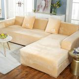 (New Year Sale🎁) Velvet Thick Stretchable Sofa Cover