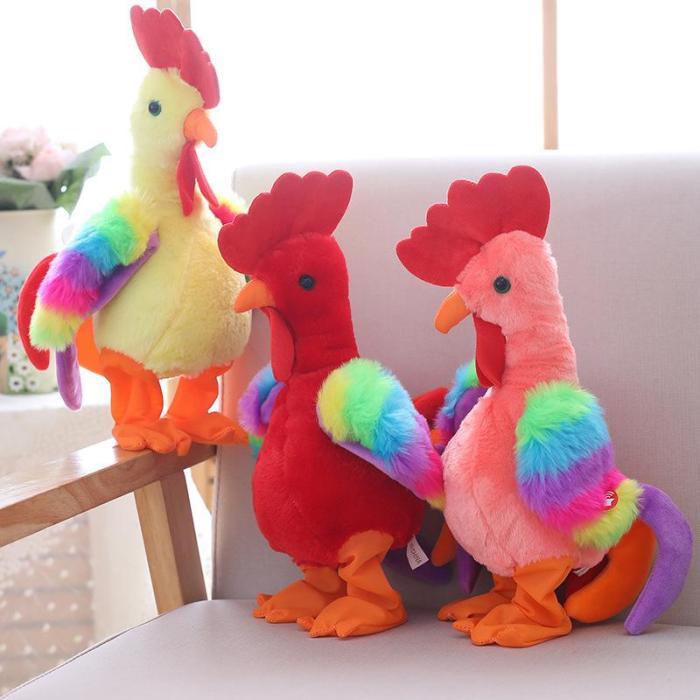 Stuffed Toy Screaming Chicken