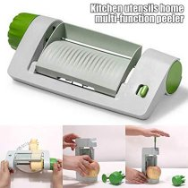 Multifunction Slicer Peeler Veggie Sheet Fruit Slicer