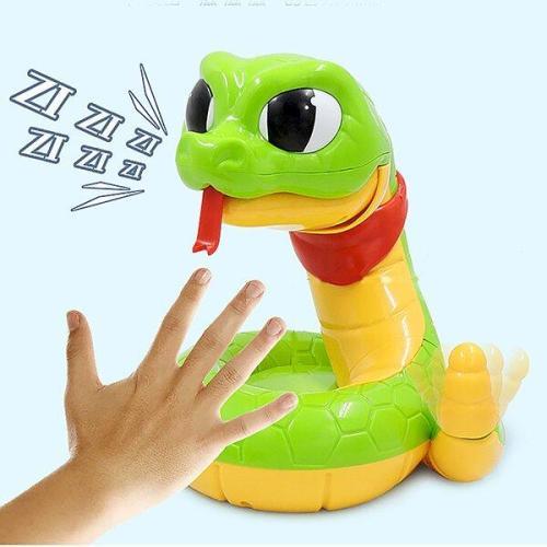 Electric Rattlesnake Horror Tricky Toy
