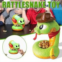 Electric Rattlesnake Horror Tricky Toy