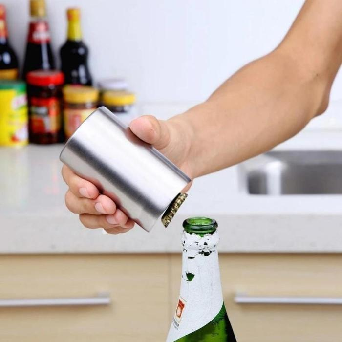 Magnet-Automatic Beer Bottle Opener
