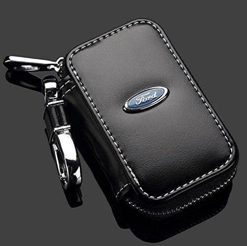 🎁Car Key case,Genuine Leather Car Smart Key