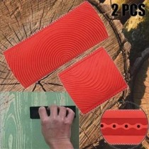Wood Grain Rubber Painting Tool