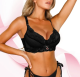 Ultimate Lift Stretch Full-Figure Seamless Lace Support Bra