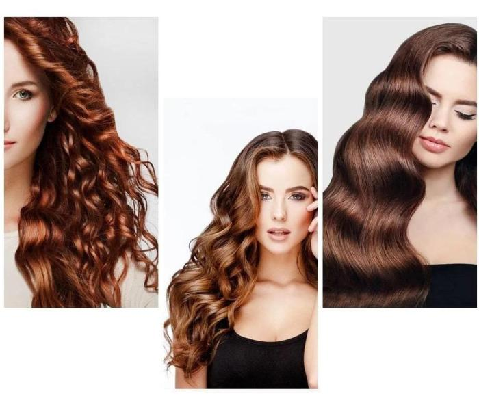 2-in-1 Hair Curler And Straightener Comb