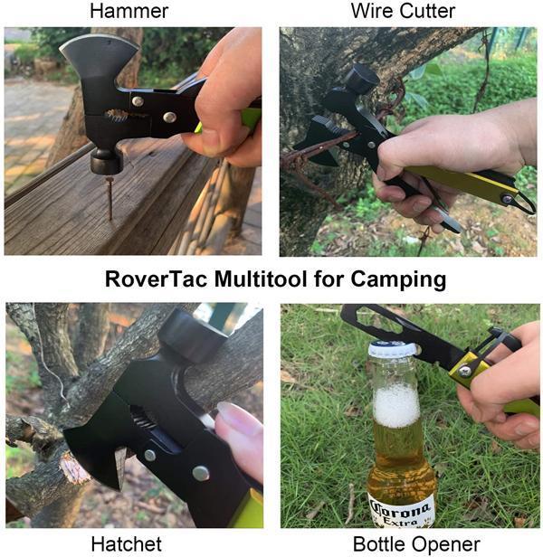 14 in 1 Multitool Camping Gear