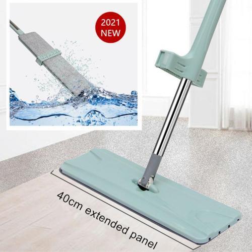 2021 New Free Hand Washing Magic Mop