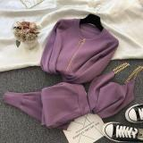 2021 Spring Outfit Women's fashion three-piece suit