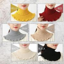 Wavy Turtleneck Dickie