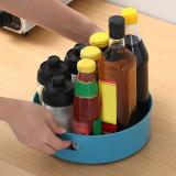 Multi Function Rotating Tray /Kitchen Organizer /Cosmetics Organizer