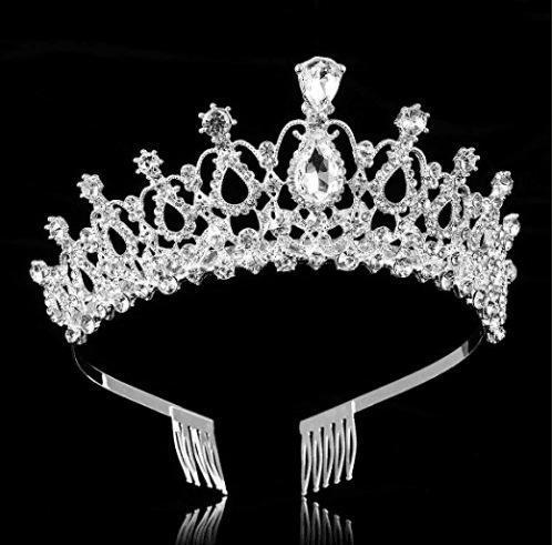Wedding Crown Hair Jewelry Bridal Tiaras
