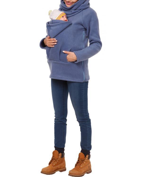 3 in 1 multifunctional kangaroo sweater