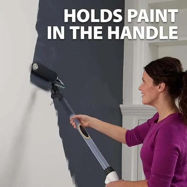 Smart Flow Paint Roller
