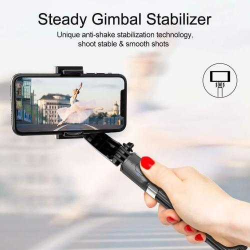 Anti-shake mobile phone triangle bracket