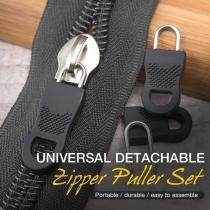 Universal Detachable Zipper Puller Set (8pcs)