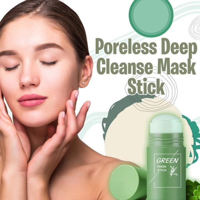 Natural Facial Moisturizing Hydrating Cleansing Mask Stick