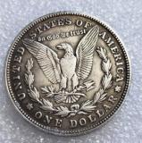 1921-P Morgan Doller Hand Carved Coins/1878-1921 Morgan Dollar Sliver Coin
