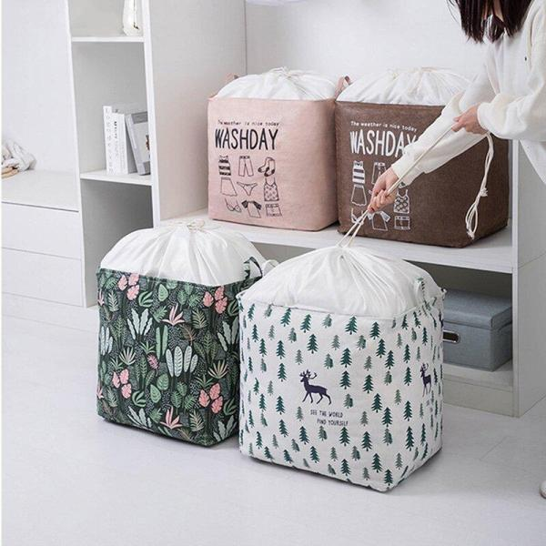 Large Capacity Clothes Container